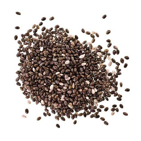 Chia Seed Premium Organic Black Biji Chia Hitam Mexico 100g jual kuartet nabati biji chia hitam organik black chia