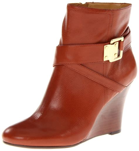 nine west nine west womens goingfwd ankle boot in brown