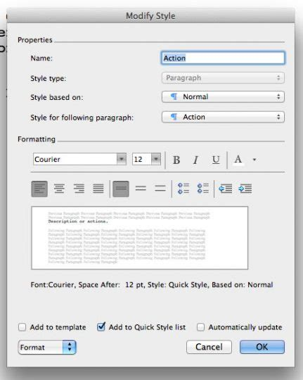 microsoft word screenplay template microsoft wolfcrow