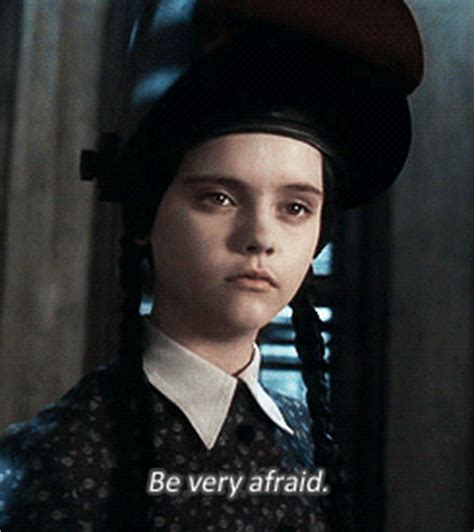 how wednesday addams would react to catcalling how to bring out your inner wednesday addams