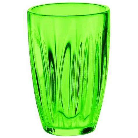 bicchieri bibita bicchiere bibita verde guzzini