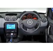 Dacia Duster Interior  Autocar