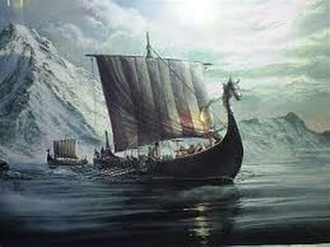 dark viking  viking longboats youtube