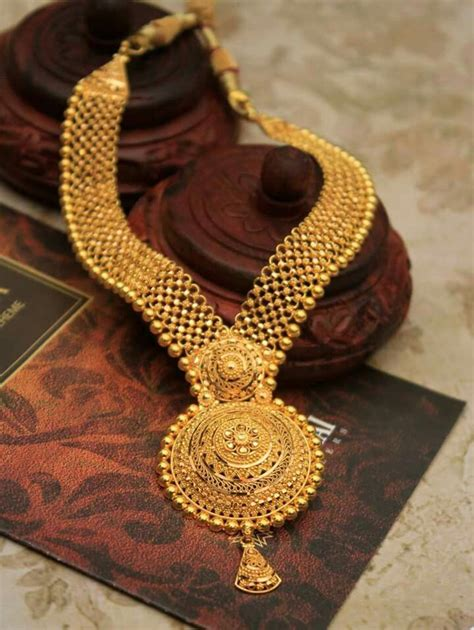 Coin Chain Anting India Fashion Import 24 carat gold ornaments 100 images aarya 24 karat gold