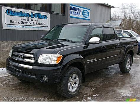 2006 Toyota Tundra 4x4 For Sale 2006 Toyota Tundra Sr5 Cab 4x4 In Black 503696