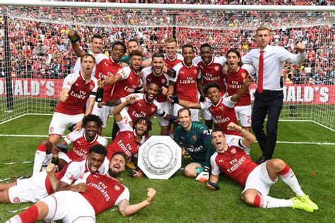 Arsenal Will Play In Uganda As Part Of Its 2019 Pre Season