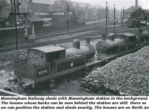Loco Shed by Steam Memories Manningham Loco Sheds And Station