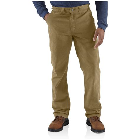 rugged work clothes carhartt 174 rugged khaki work 427597 at sportsman s guide