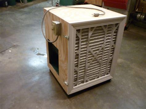 woodworking air cleaner portable air filter by easiersaidthandone lumberjocks