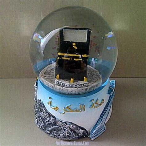 Gantungan Kunci Dari Arab Saudi Untuk Souvenir jual souvenir snow globe mekkah arab saudi