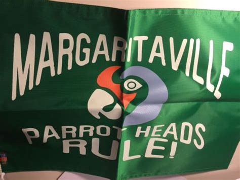 margaritaville boat flags purchase jimmy buffett fans parrot heads rule