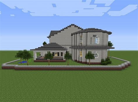 design a mansion townhouse mansion minecraft house design