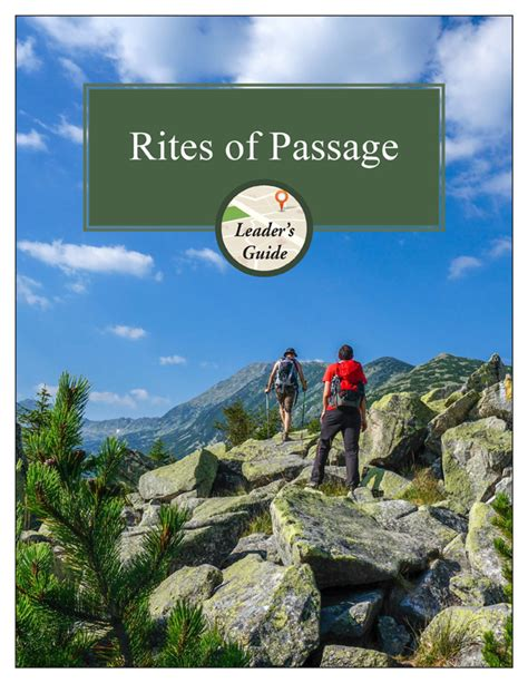 The Rites Of Passage rites of passage transformation gostrategic