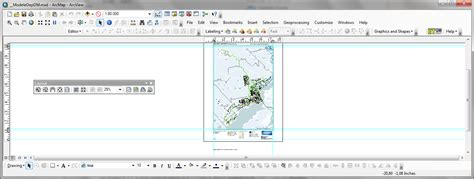 arcmap layout view template arcmap is corrupting my map templates geographic