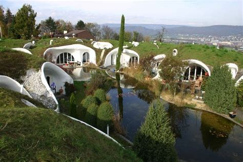 Earth House by Real Earth House Oasis In Switzerland Modern Met