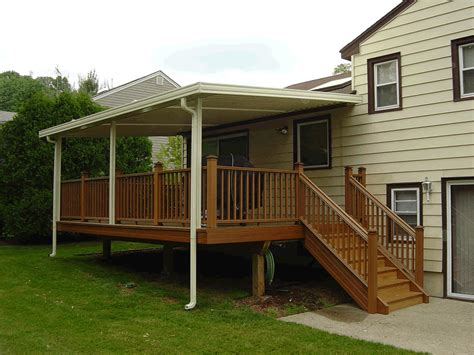 central jersey deck patio covers carports by