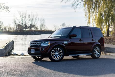 luxury land rover second look 2016 land rover lr4 canadian auto review