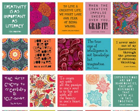 printable stickers quotes popular items for creativity quote on etsy