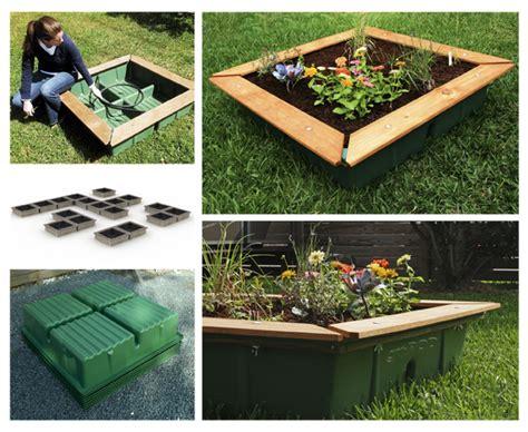 Gropods Modular Urban Garden Goes Anywhere Mobile Mobile Vegetable Garden
