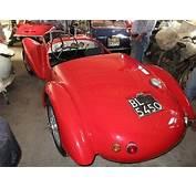 Fiat 1100 Sport Barchetta  Sports Cars