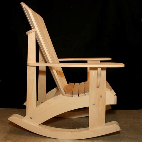 adirondack rocking chair woodworking plans outdoor plans the barley harvest woodworking plans