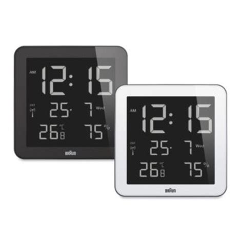 bed clock buy setting alarm clocks from bed bath beyond
