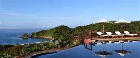 best in costa rica costa rica unique luxury resort hotel punta islita