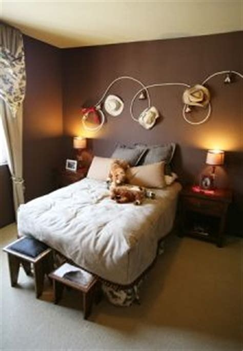 cowboy bedroom ideas boys room lasso and hat wall decor cowboy theme you