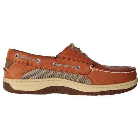 are boat shoes water resistant genuine sperry men s stain water resistant leather casual