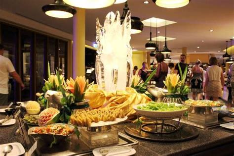 buffet style dinner buffet style dining picture of club med phuket karon