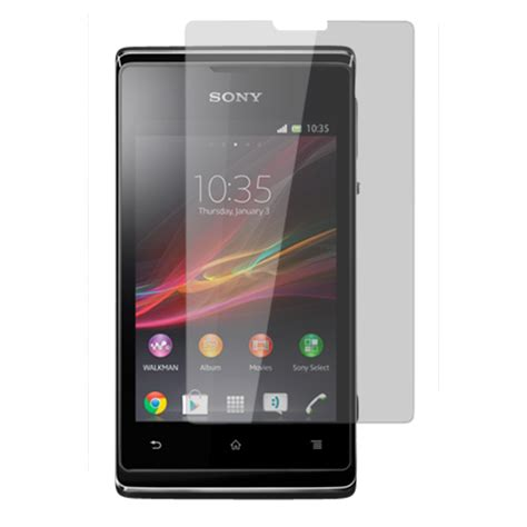 sony xperia e1 panssarilasi tempered glass