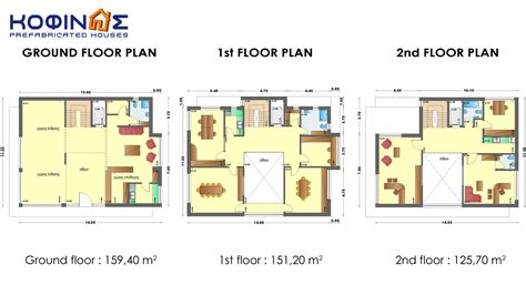 floor plan 3 storey commercial building 3 story office building with attrium e 436 total space of