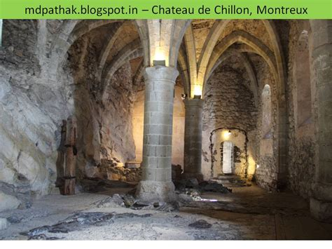 Bedroom Interior by Switzerland 16 Chateau De Chillon Montreux