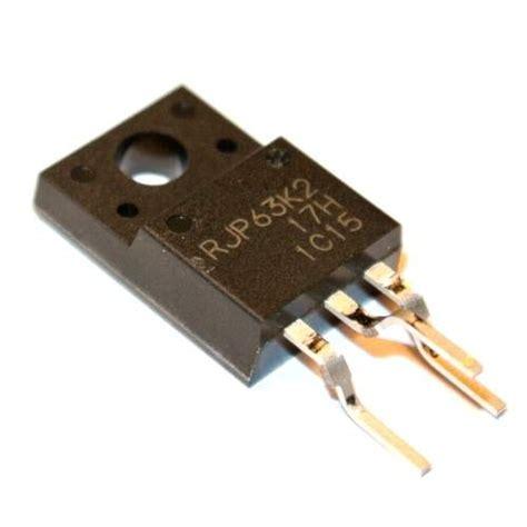 Rjp63k2 To 220 63k2 To220f rjp63k2 silicon n channel igbt 630v to220f 1szt