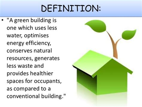 design build meaning green buildings