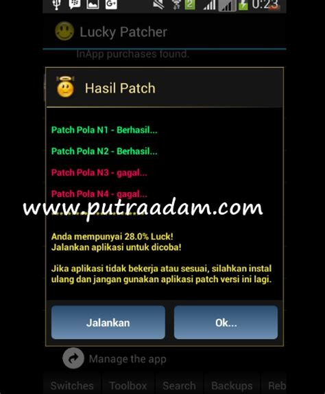 Cara Mod Game Offline Android Dengan Lucky Patcher | cara hack mod game android sendiri dengan lucky patcher