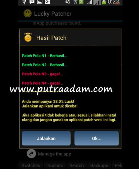 mod game android tanpa pc cara hack mod game android sendiri dengan lucky patcher