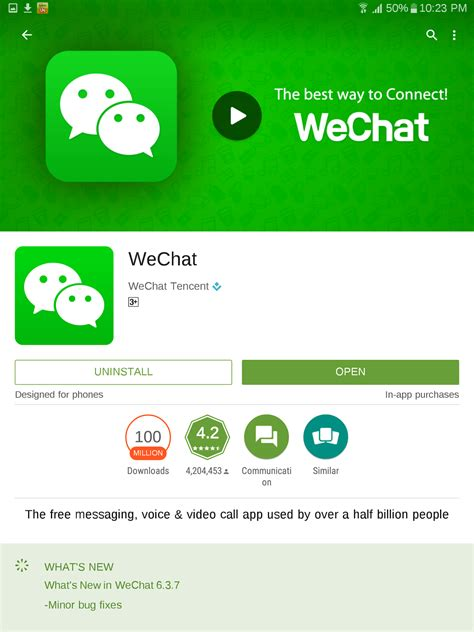 wecha apk wechat apk version 6 3 7 တ ၼ မ