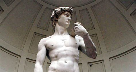 michelangelo david sculpture culture monster los angeles times