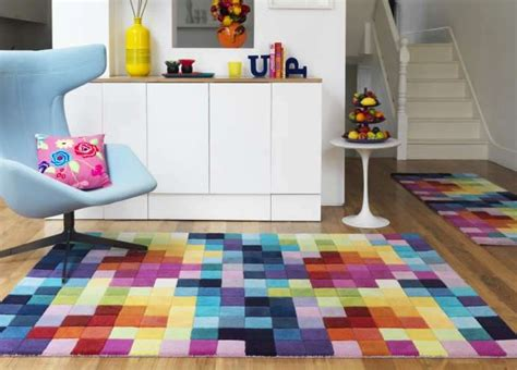 tappeti colorati moderni tappeti colorati moderni idee per il design della casa