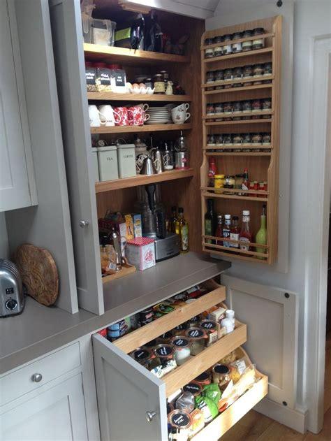 best material for kitchen cabinets best 25 kitchen larder cupboard ideas on pinterest