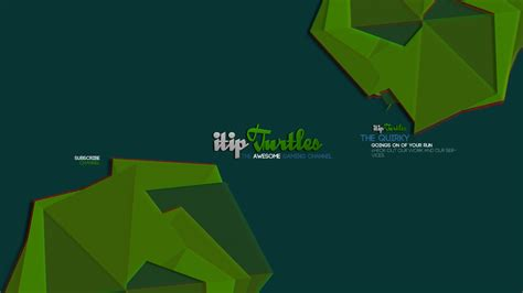 new youtube banner layout new youtube layout itipturtles banner by fxchannelhouse