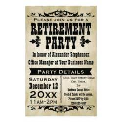 Retirement Flyer Template Free by Best Photos Of Retirement Flyer Templates Free