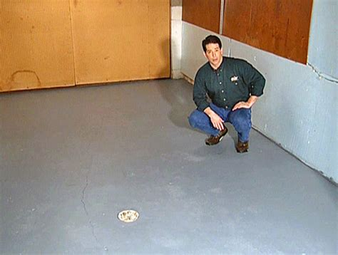 Paint Your Garage Floor How To Paint A Garage Floor How Tos Diy