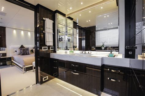 domani bathrooms domani bathroom yacht charter superyacht news