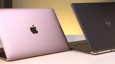 Laptop Hp Apple apple macbook vs hp spectre hp s thinnest laptop beats apple