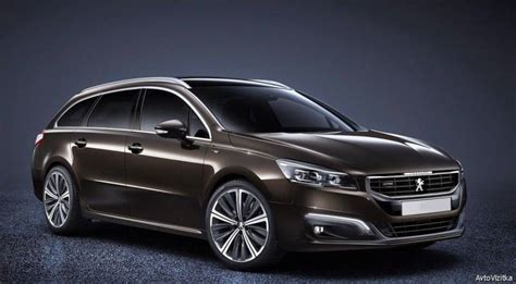 Peugeot Cars Images 2016 Peugeot 508 Release Date Review Changes Specs Price
