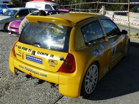 renault clio v6 rally car renault clio v6 rally motor pinterest rally cars