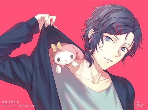 anime and sanrio danshi zerochan anime image board
