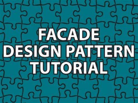 facade design pattern youtube facade design pattern youtube